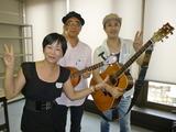 七夕交流会ギター演奏者