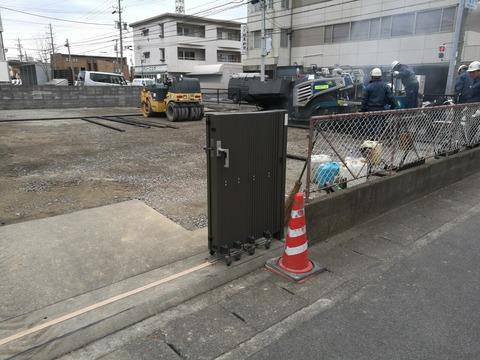 07_舗装工事風景