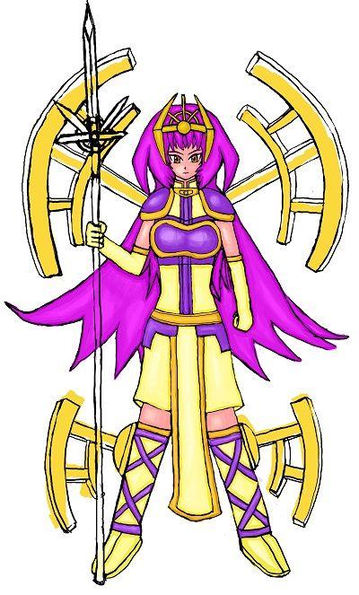 光の戦姫のコピー