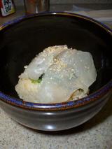 ととち丸 潮(うしお)ラーメン 鯛茶漬け