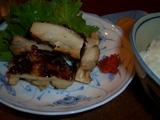 福三 照り焼きチキンサムセット