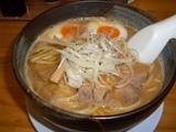 京都千丸しゃかりき 味噌ラーメン