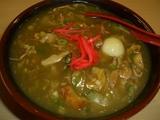 萬福 カレー中華丼
