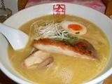 麺屋しゃかりき 淡海地鶏あっさり白湯