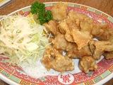 麺彩天 なると家食堂 鶏からあげ