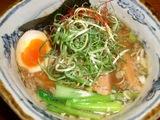 京都天下ご麺 山水地鶏の醤油そば