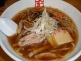 京都千丸しゃかりき 3周年記念「和風醤油ラーメン」