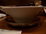 先斗町新味すましラーメンの鉢