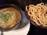 ラーメン軍団 重厚つけ麺(極太バージョン)