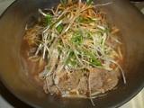 ○竹食堂 牛そば