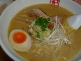 麺屋しゃかりき 淡海地鶏あっさり鶏白湯