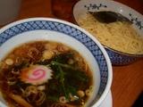 楼蘭 醤油つけ麺