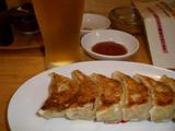 麺屋しゃかりき 餃子とビール
