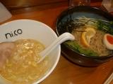 nico 柚子白湯つけ麺