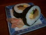 福三 巻き寿司
