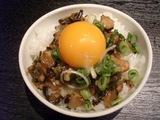 信濃神麺烈士洵名 豚玉飯