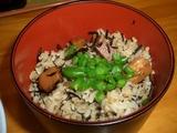 京都千丸しゃかりき 炊き込みご飯