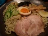 福三 つけ麺アップ