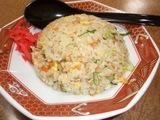 麺彩天 なると家食堂 炒飯