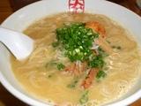 京都千丸しゃかりき 3周年記念「鶏白湯」