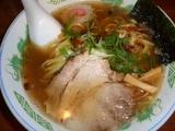 福三 煮干し中華そば(醤油)
