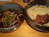 京都千丸 地鶏と煮干しのつけそば