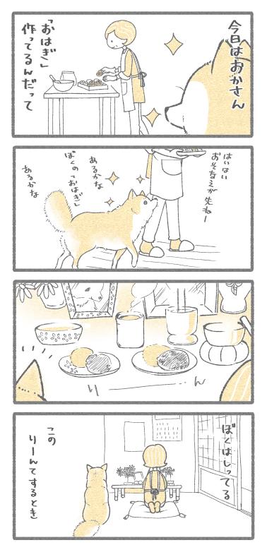 ぼくとおかさん81
