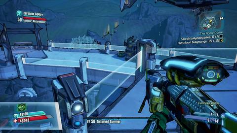 Borderlands2  - BNK-3Rがおかしくなったー 1
