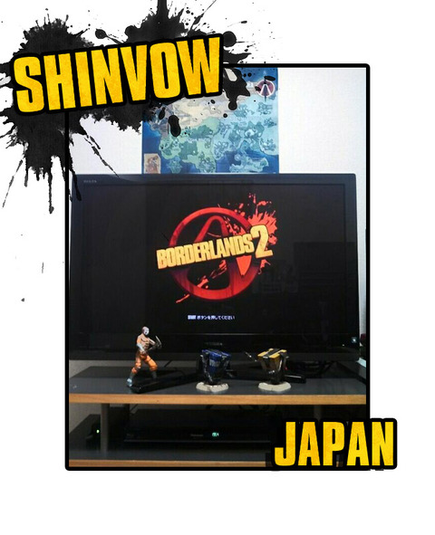 shinvow japan