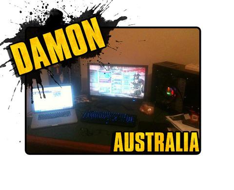 daman from australia