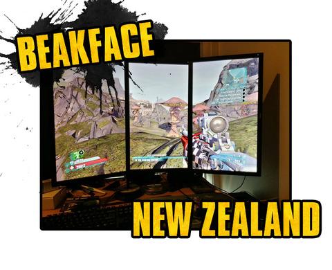 beakface new zealand