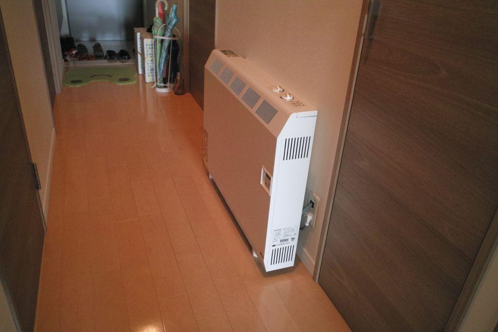 暖家屋(あったかや)の蓄熱暖房、暖吉くん普及日記