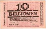 10兆マルク紙幣