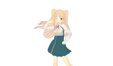 スカートα版