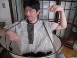 ジャンボ散発マント -装着編-3-