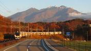 八ヶ岳(20141128)あずさ2号