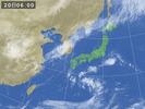 衛星画像(2012.8.20 06:00)