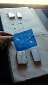 2サンドブラスト「作業中」ライター(ZIPPO)マスク作成