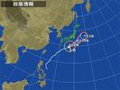 台風3号(2012.6.6)