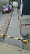 外構工事(20140918)コンクリート打設完了1