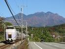 八ヶ岳(2013_10_27)あずさ6号
