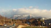 八ヶ岳(20131214)ローソン前
