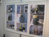 産業交流展2009(壁面展示:ボトル工程)