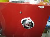 排気(ブラストBOX用取り付け口)