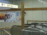 新木場駅(有楽町線:案内)