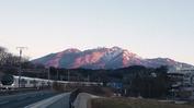 八ヶ岳(20140116)ローソン前