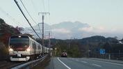 八ヶ岳(2013_11_6)あずさ2号