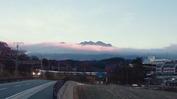 八ヶ岳(20131209)ローソン前