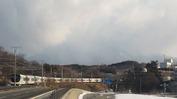 八ヶ岳(20140310)ローソン前