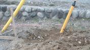 工事進捗(20140325)電柱支線移設